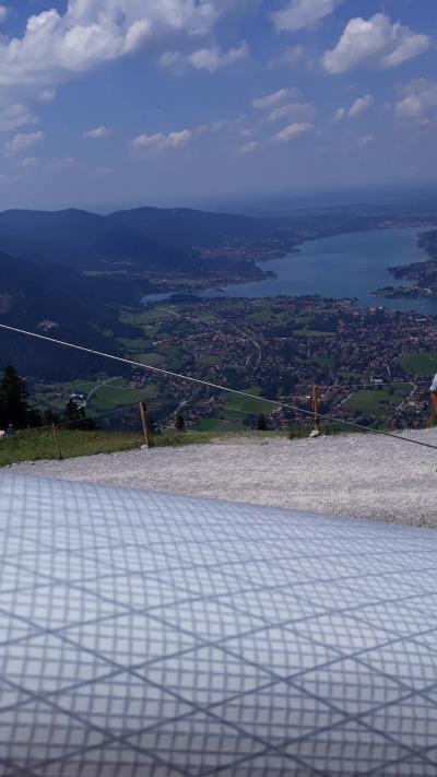 hang glider paraglider sailplane reinforcement