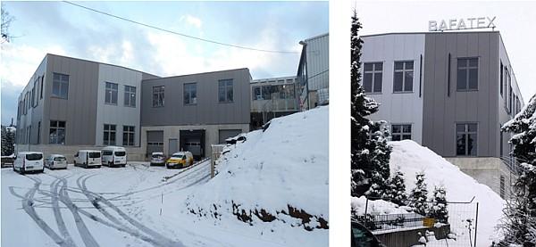 Bafatex Neubau Wipperfürth, Februar 2017