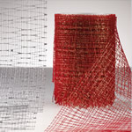 fadengelege dekoration textil