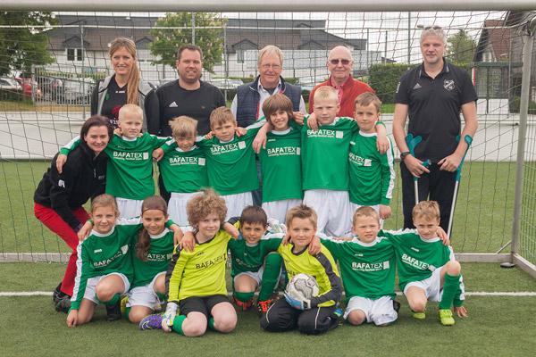 Keyser Stiftung Trikotsponsoring VfB Kreuzberg