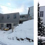bafatex new production logistics building