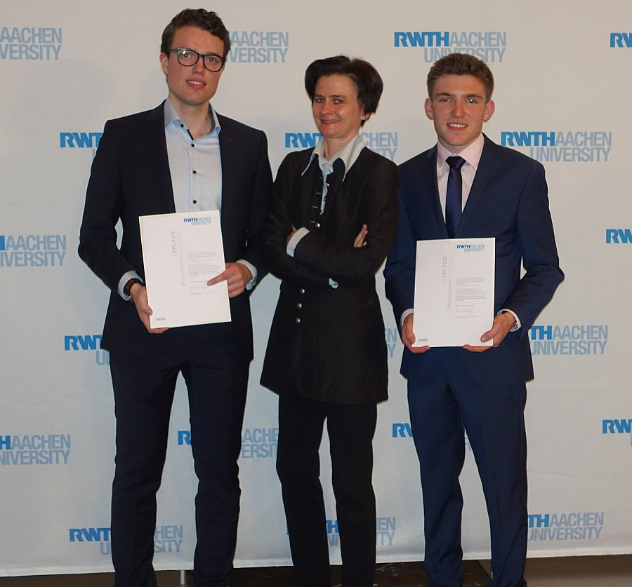 RWTH Stipendium keyser stiftung pohlmeyer gerdes